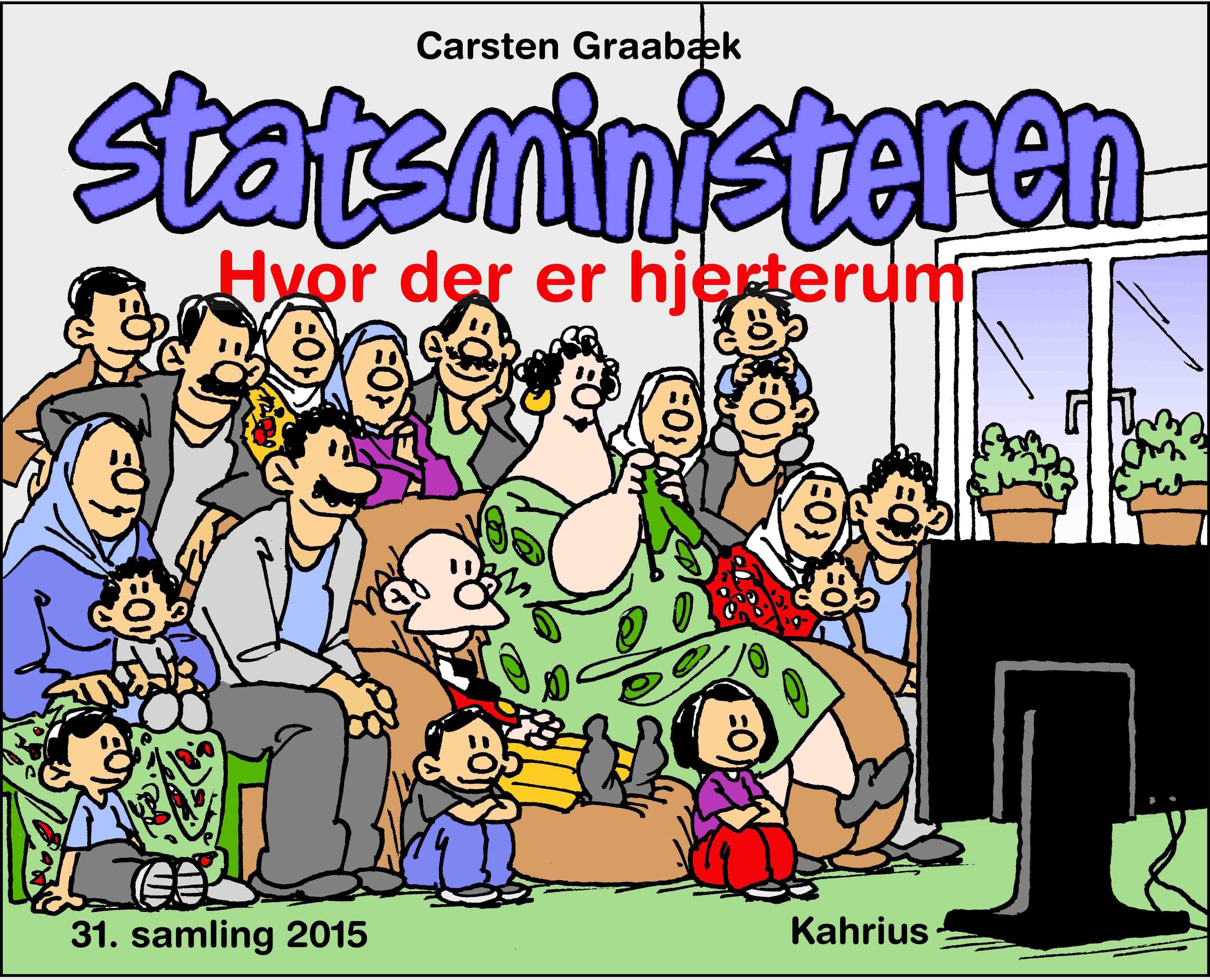 Statsministeren 2015