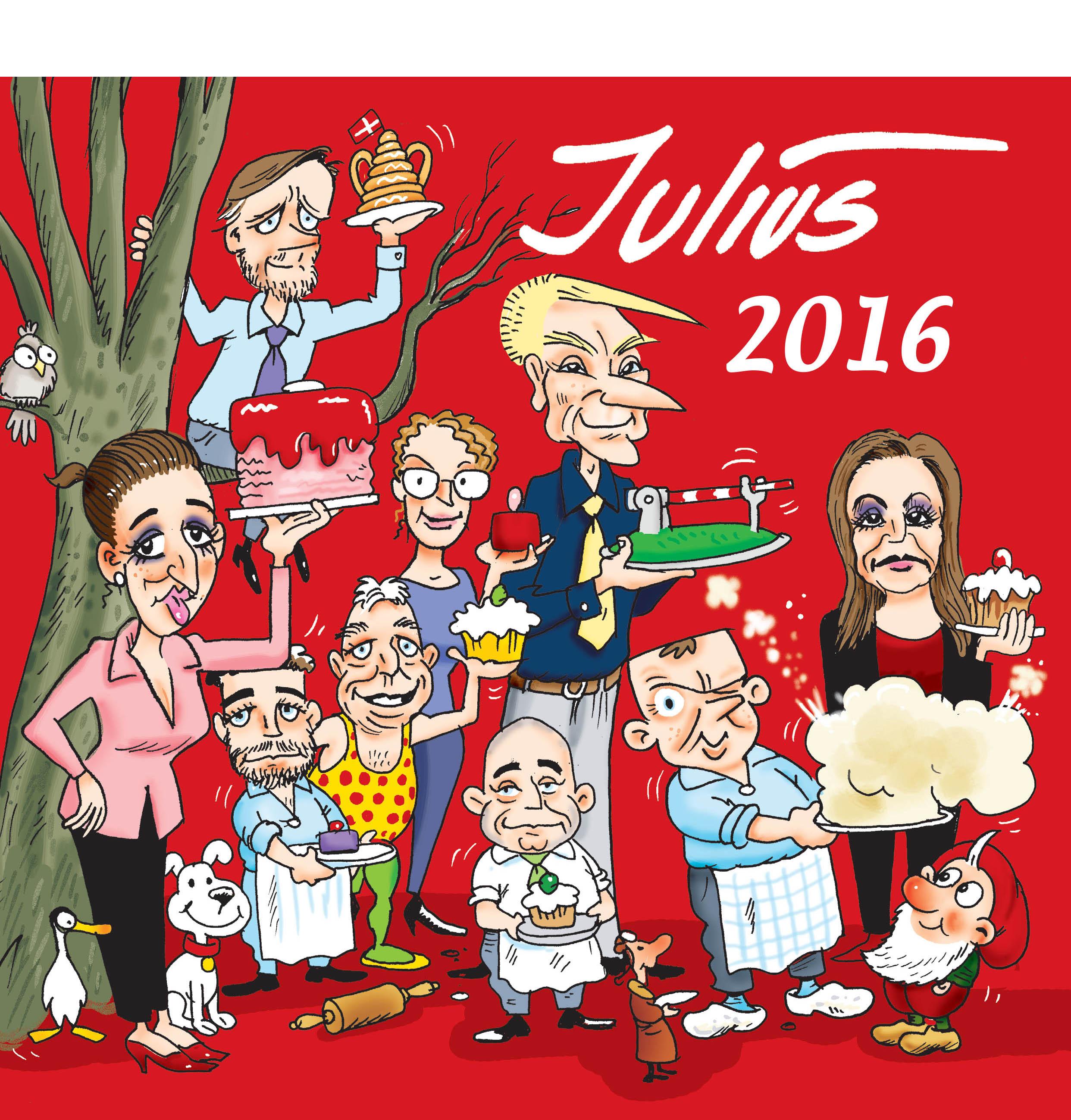 Julius 2016