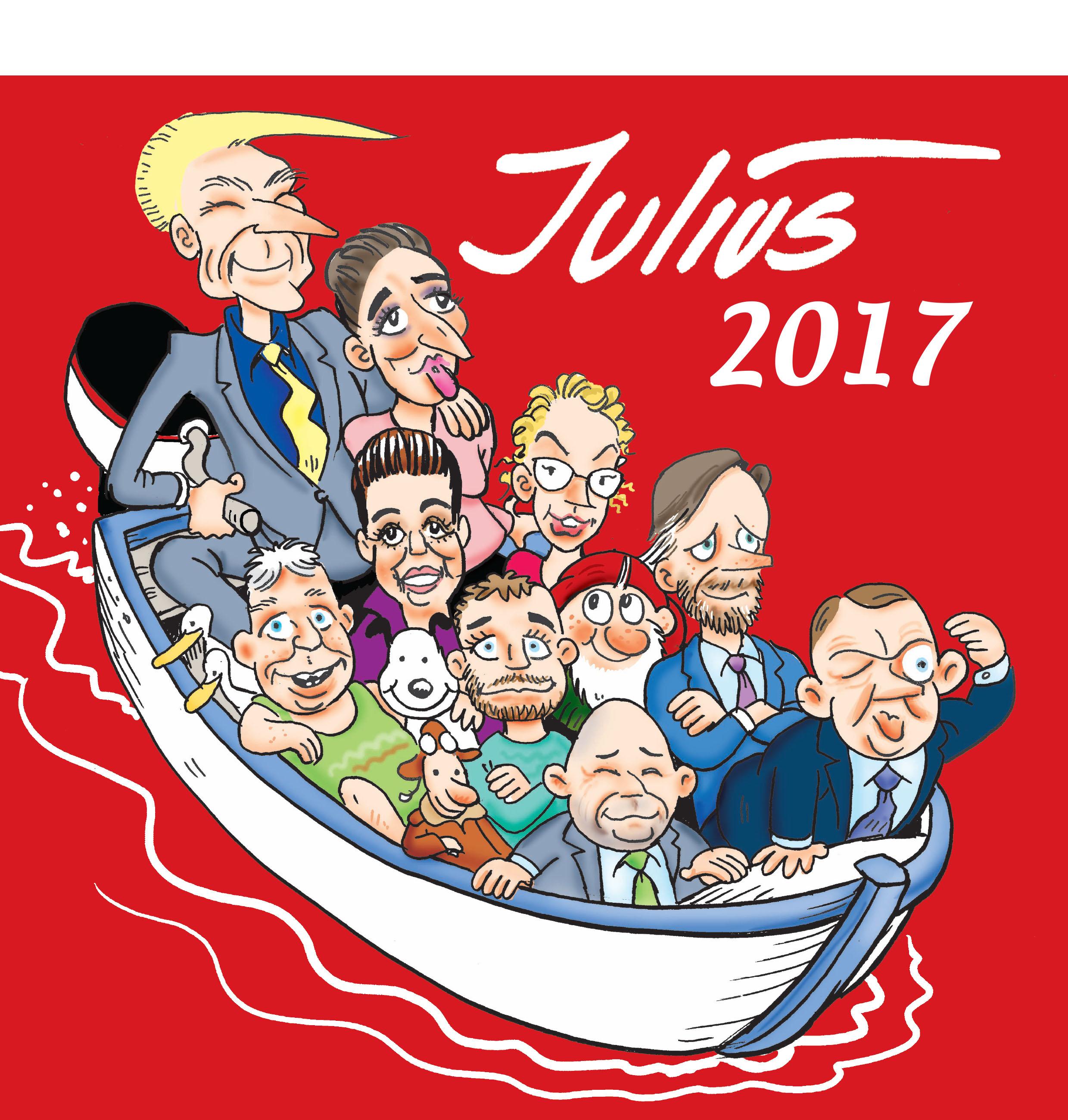 Julius 2017