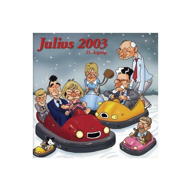 Julius tegninger 2003