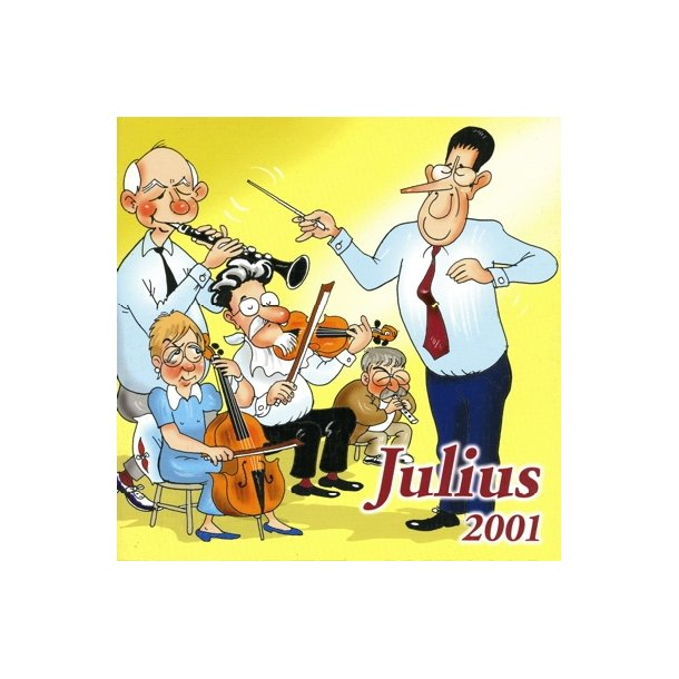 Julius  tegninger 2001