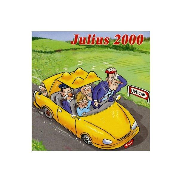 Julius  tegninger 2000