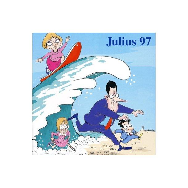 Julius  tegninger 1997