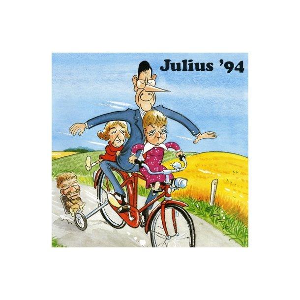Julius  tegninger 1994