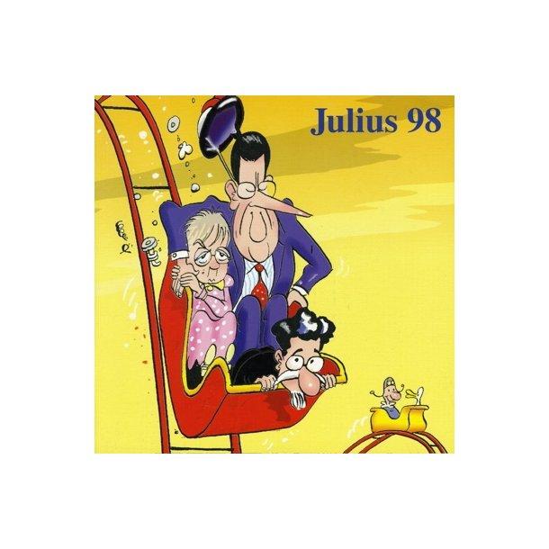 Julius  tegninger 1998