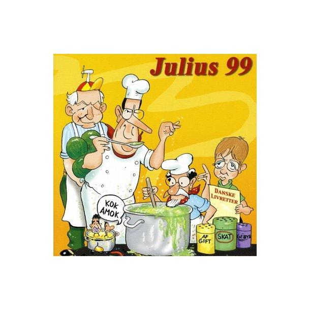 Julius  tegninger 1999