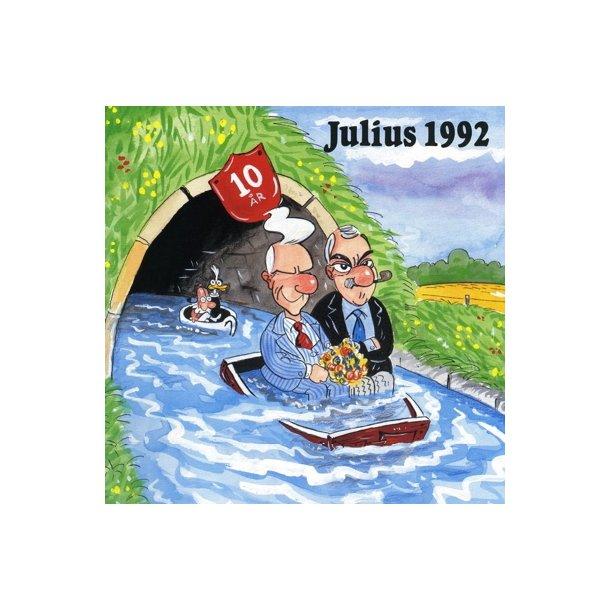 Julius  tegninger 1992