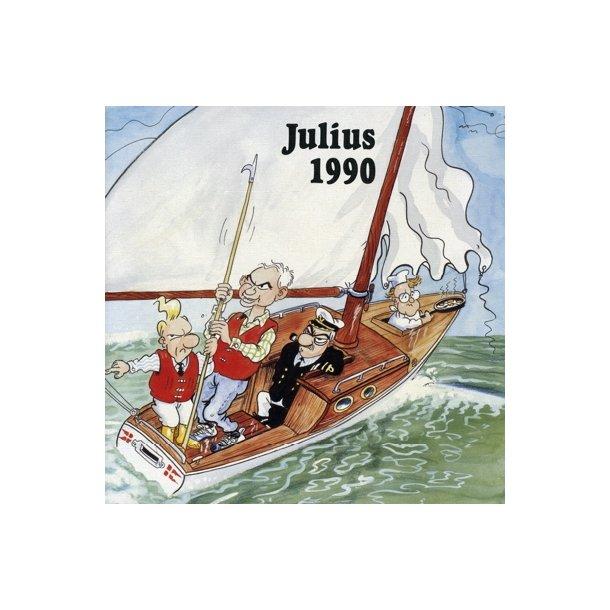Julius  tegninger 1990