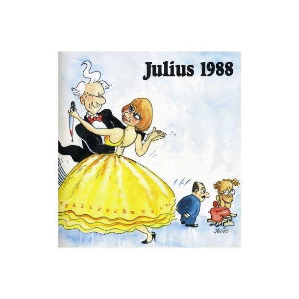 Julius  tegninger 1988