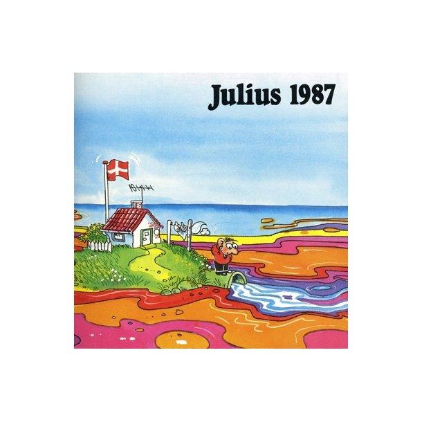 Julius  tegninger 1987