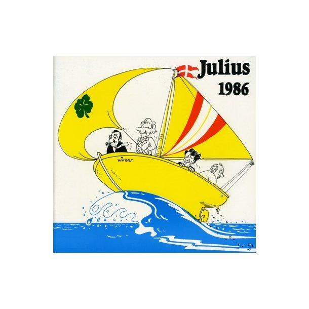Julius  tegninger 1986