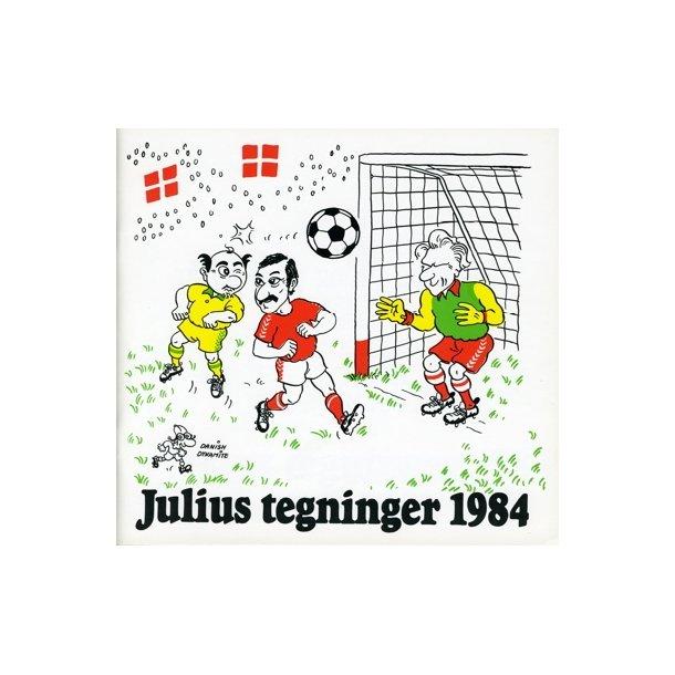 Julius  tegninger 1984
