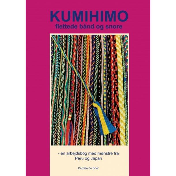 KUMIHIMO flettede bånd og snore