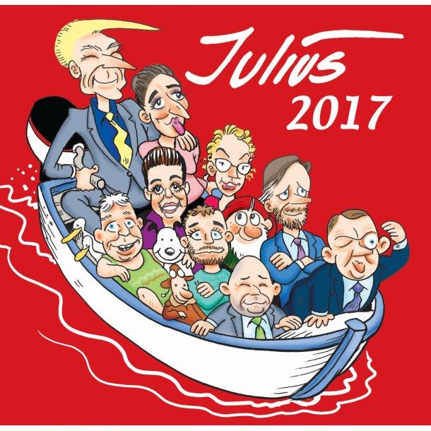 Julius Tegninger 2017