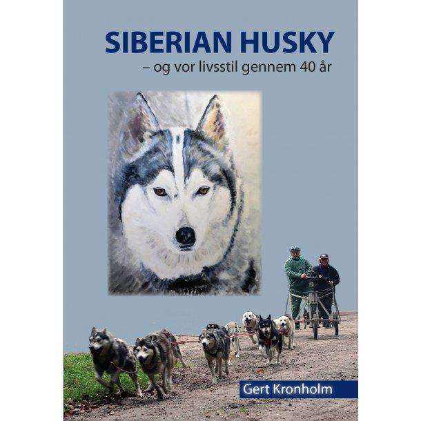 Gert Kronholm, Siberian Husky