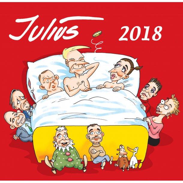 Julius Tegninger 2018