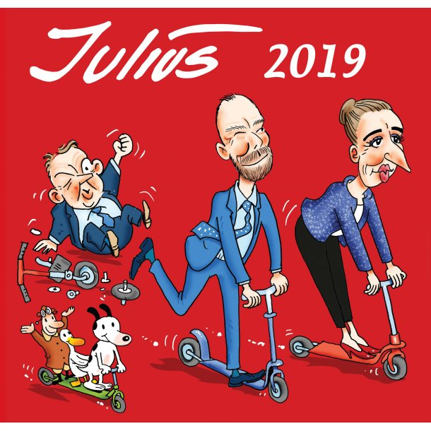 Julius Tegninger 2019