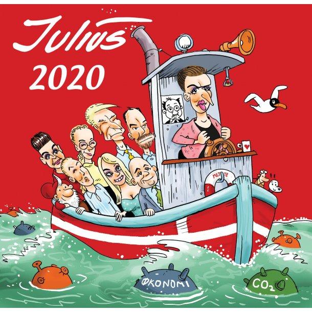 Julius Tegninger 2020
