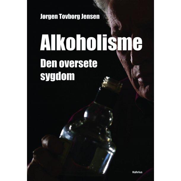 Jørgen Tovborg Jensen, Alkoholisme
