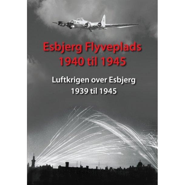 Morten S. Jensen, Torben Thorsen, Esbjerg Flyveplads 1940 til 1945