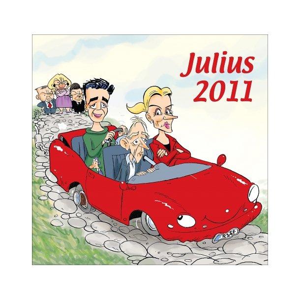 Julius tegninger 2011