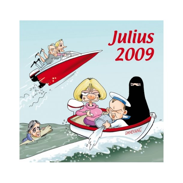 Julius tegninger 2009