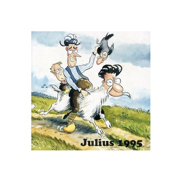 Julius  tegninger 1995