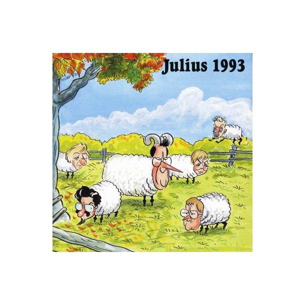 Julius  tegninger 1993