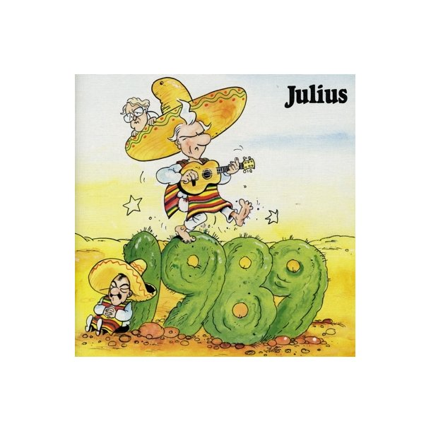 Julius  tegninger 1989