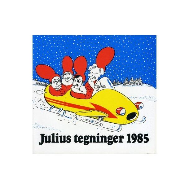 Julius  tegninger 1985