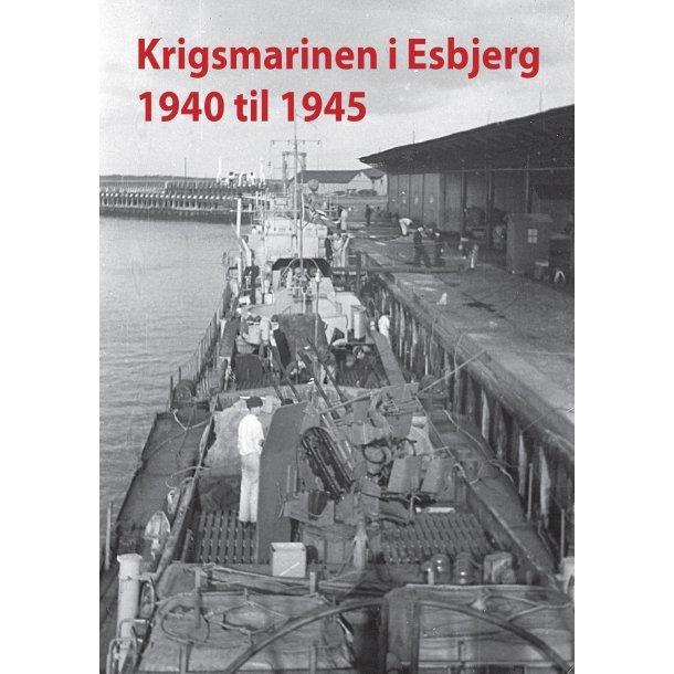 Morten S. Jensen, Torben Thorsen, Krigsmarinen i Esbjerg 1940 til 1945