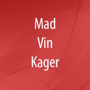 Mad - Vin - Kager